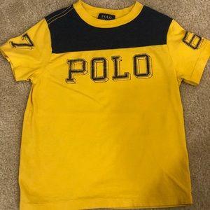 Polo Boys Tee